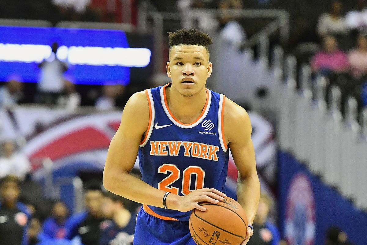 new style 28748 bedf1 NBA News: 3 reasons why New York Knicks' Kevin Knox can win ...
