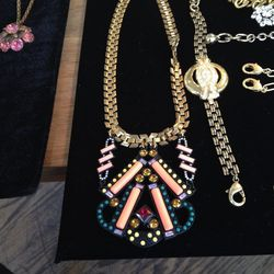 Necklace, $115