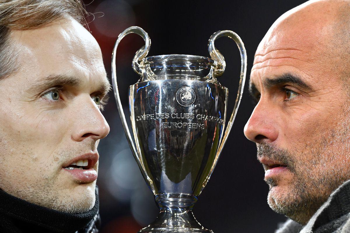 Manchester City v Chelsea - UEFA Champions League Final