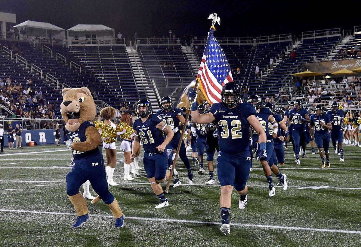 NCAA Football: Massachusetts at Florida International