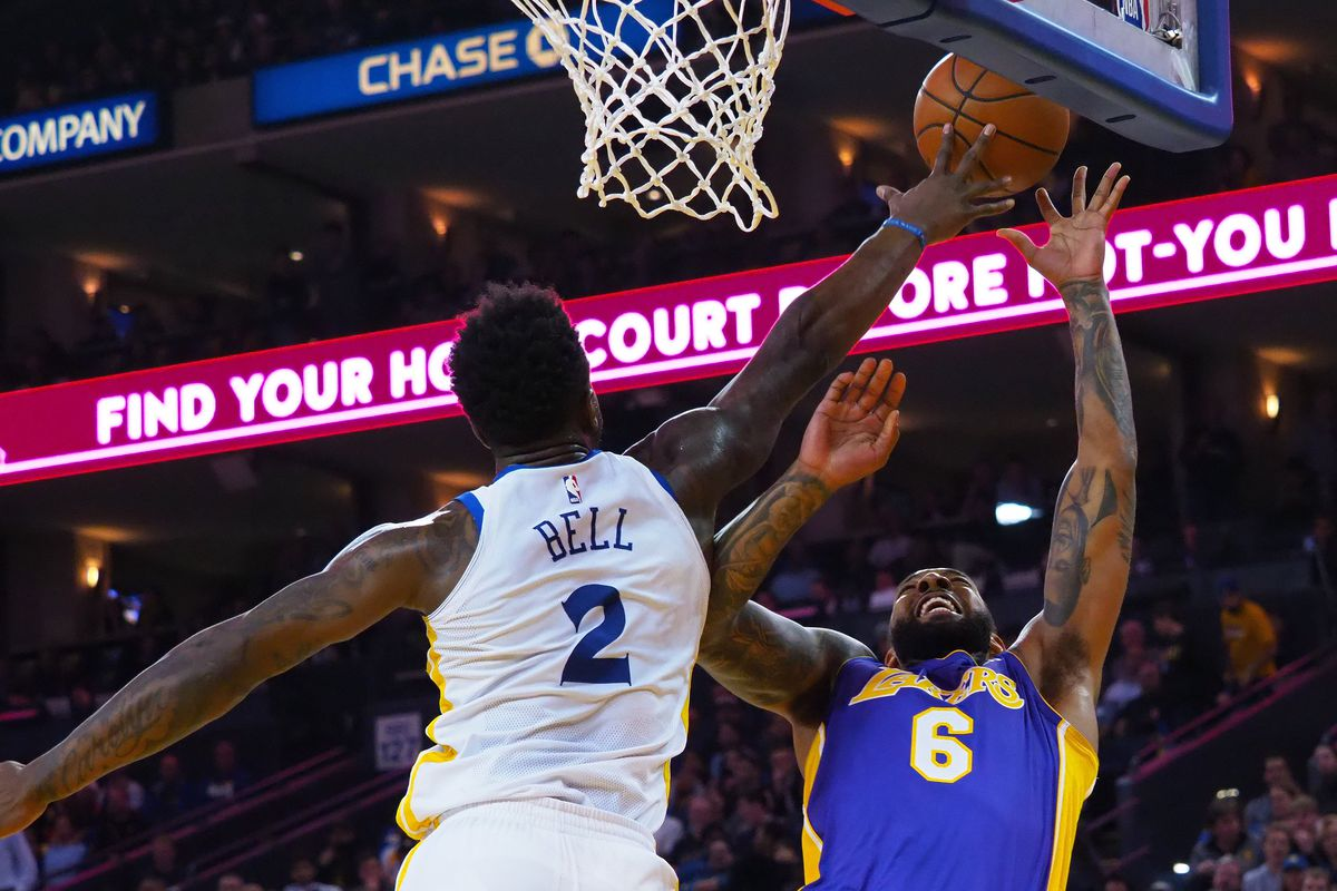 Final Score Warriors Win Vs Lakers 117 106 On Steph Curry S Birthday Golden State Of Mind