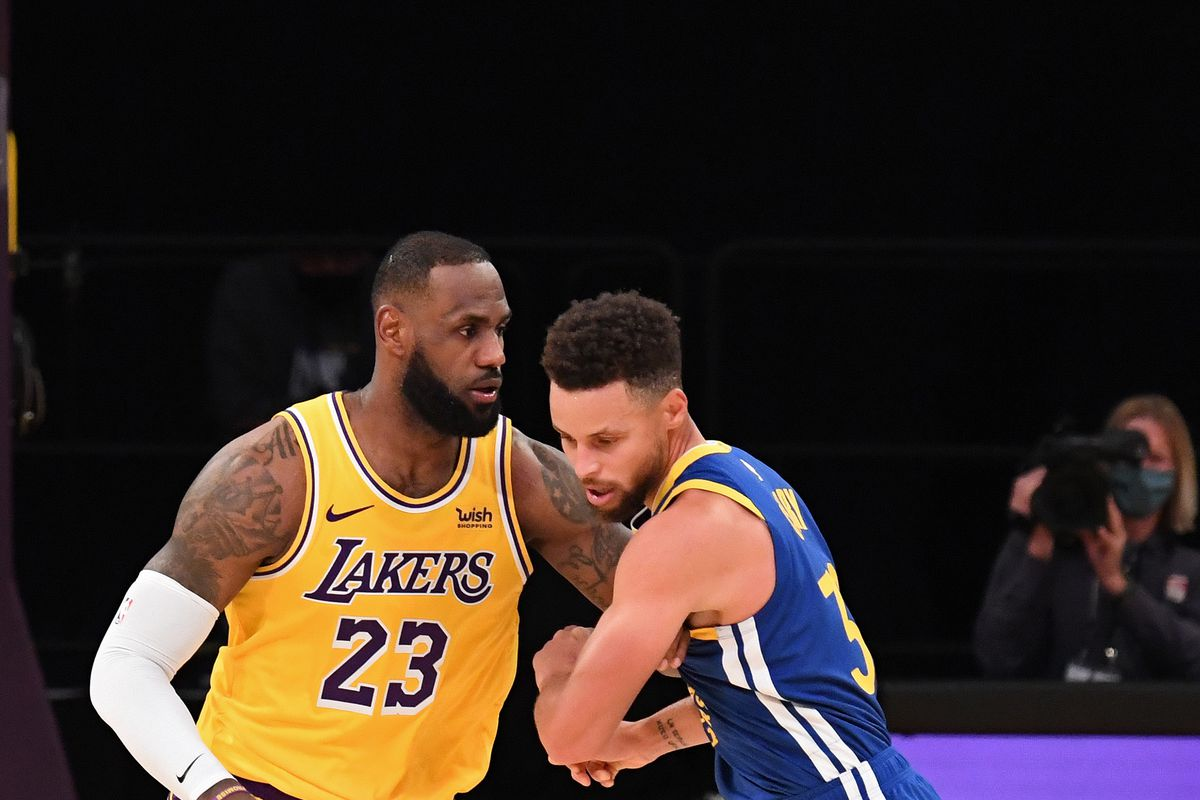 Warriors Vs Lakers Preview How S La Look Without Anthony Davis Golden State Of Mind