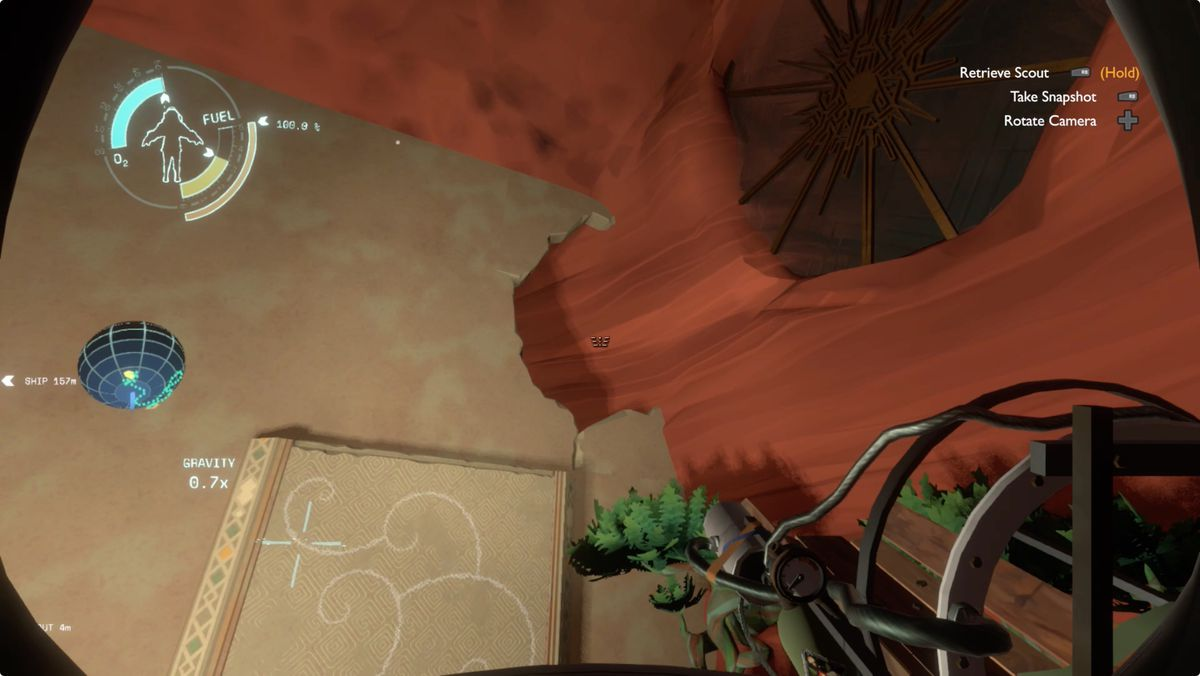 Outer Wilds Ember Twin Sunless City Eye Shrineexit