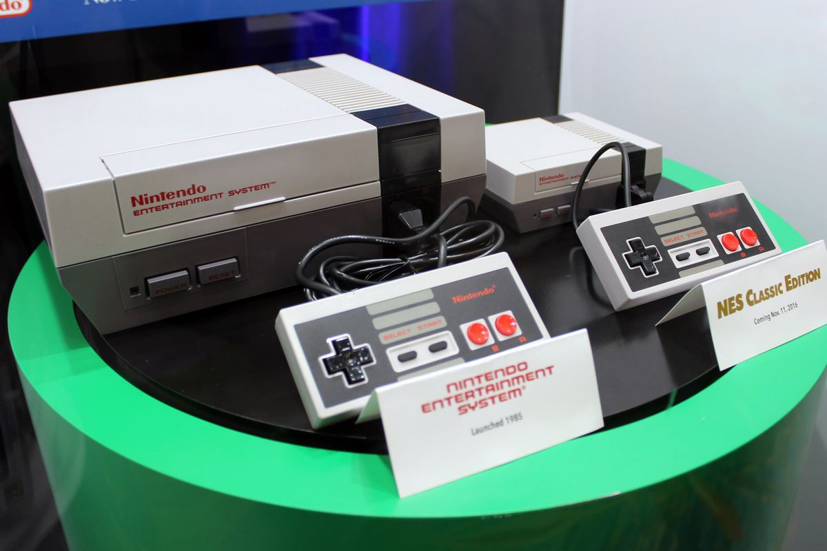 why is the nes classic edition coming back polygon. Black Bedroom Furniture Sets. Home Design Ideas