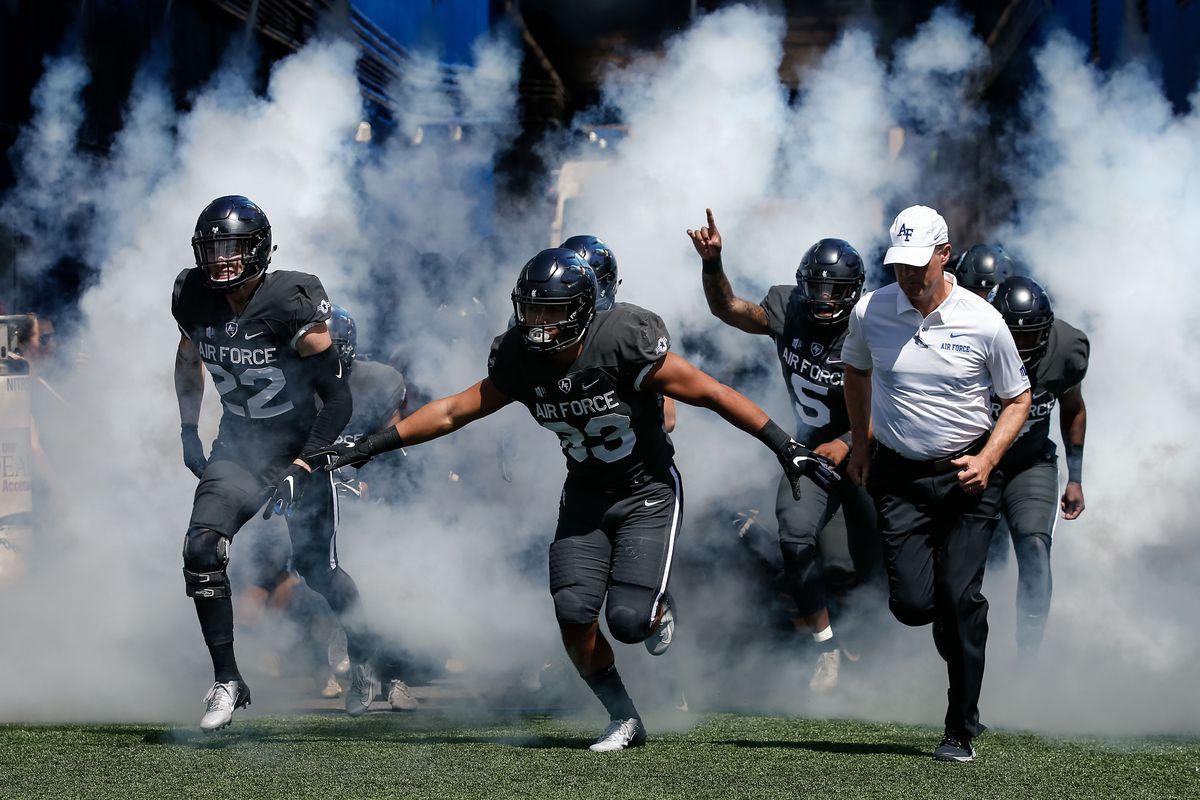 NCAA Football: Stony Brook at Air Force