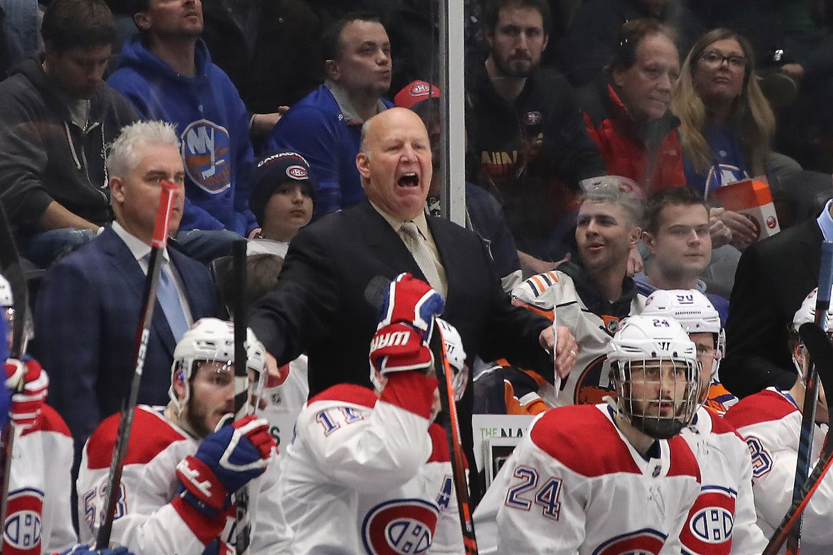 timeless design 402ed d8284 The Montreal Canadiens coaching staff took a major step ...
