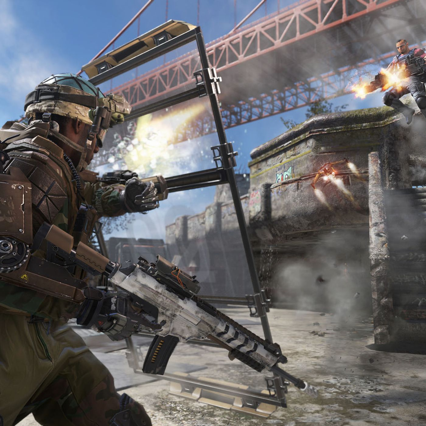 Zombies Return To Call Of Duty Advanced Warfare Correction Polygon