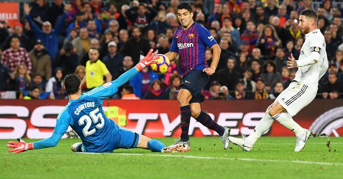 巴塞罗那5-1皇家马德里,西甲:比赛评论