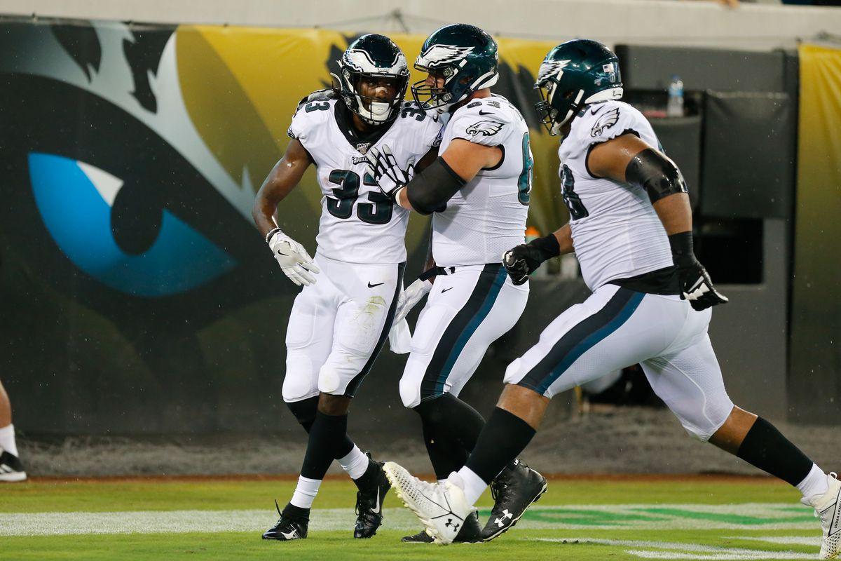 NFL: AUG 15 Preseason - Eagles at Jaguars