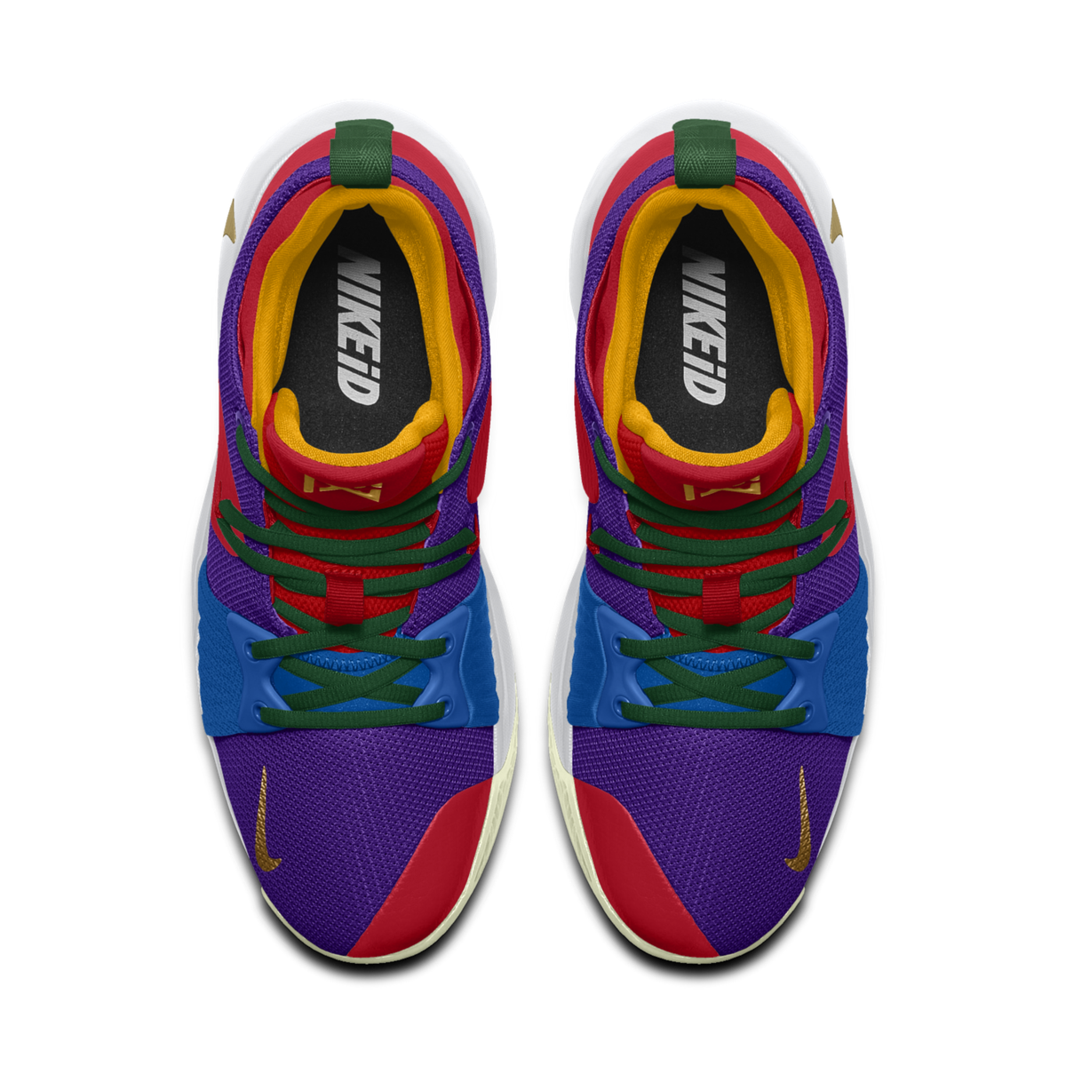 """c5bfa18105b The PG 2 """"Coloring Book"""" For  130 Nike"""