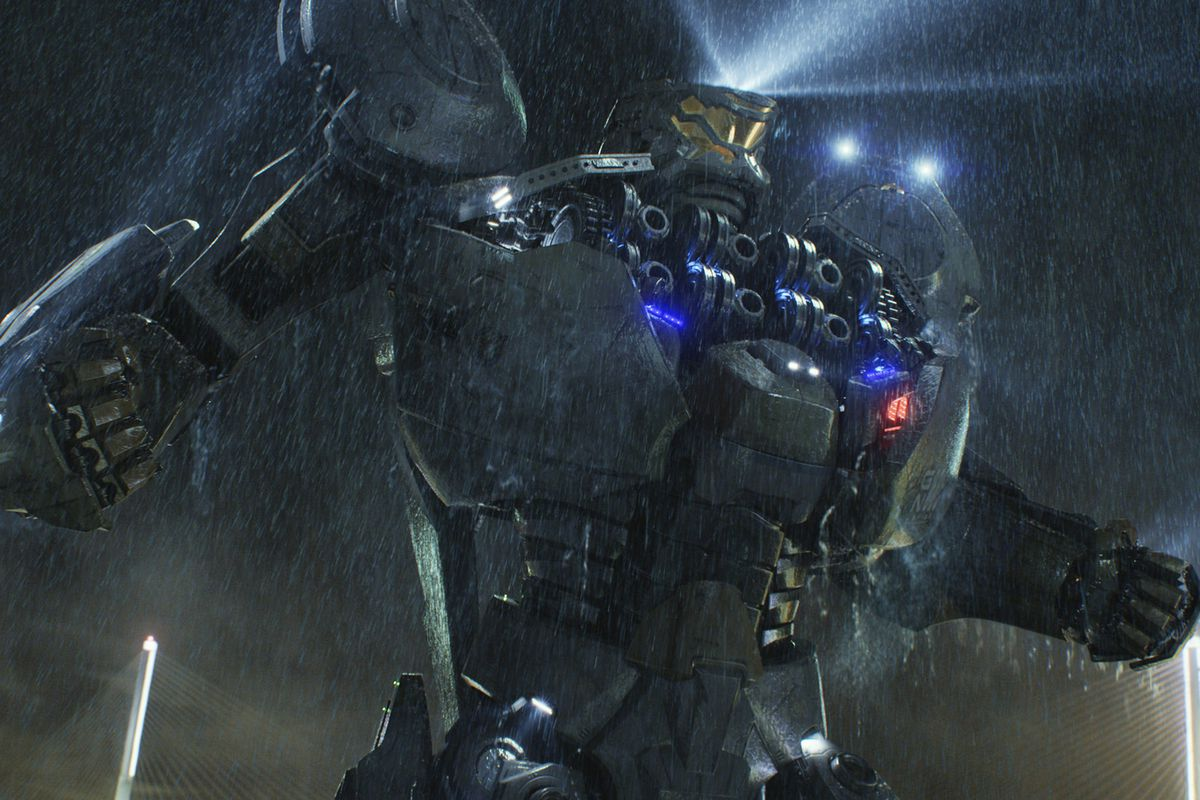 Pacific Rim 2 Gets February 2018 Release Date The Verge