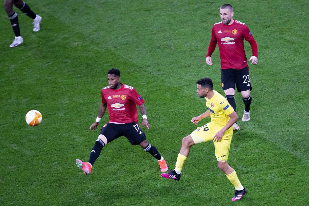 Fred of Manchester United, Francis Coquelin of Villarreal CF...