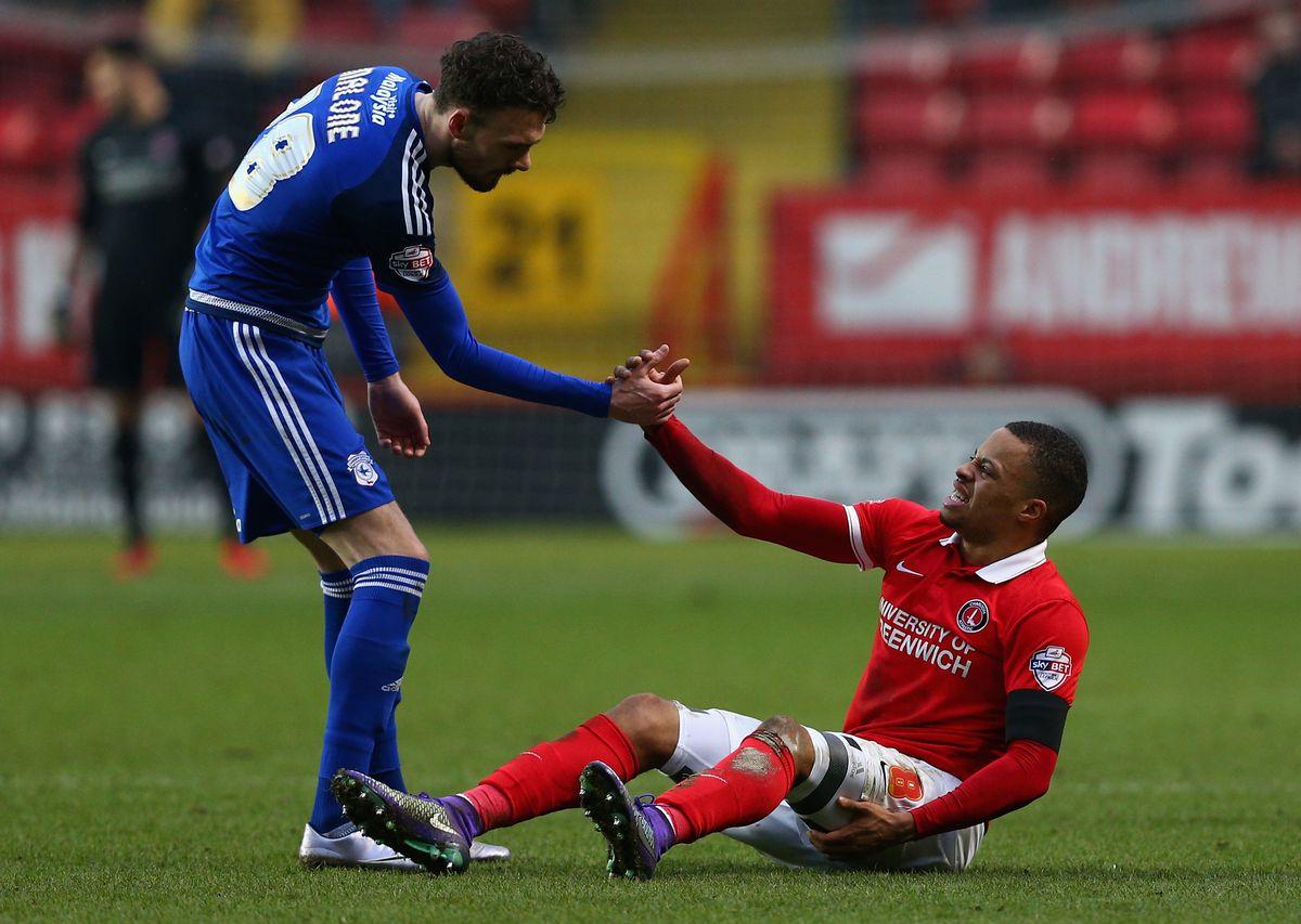 Charlton Athletic v Cardiff City   - Sky Bet Championship