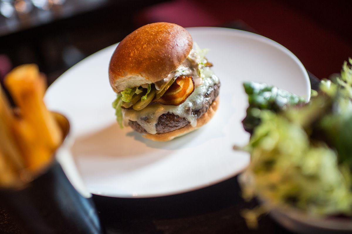 Clocktower burger