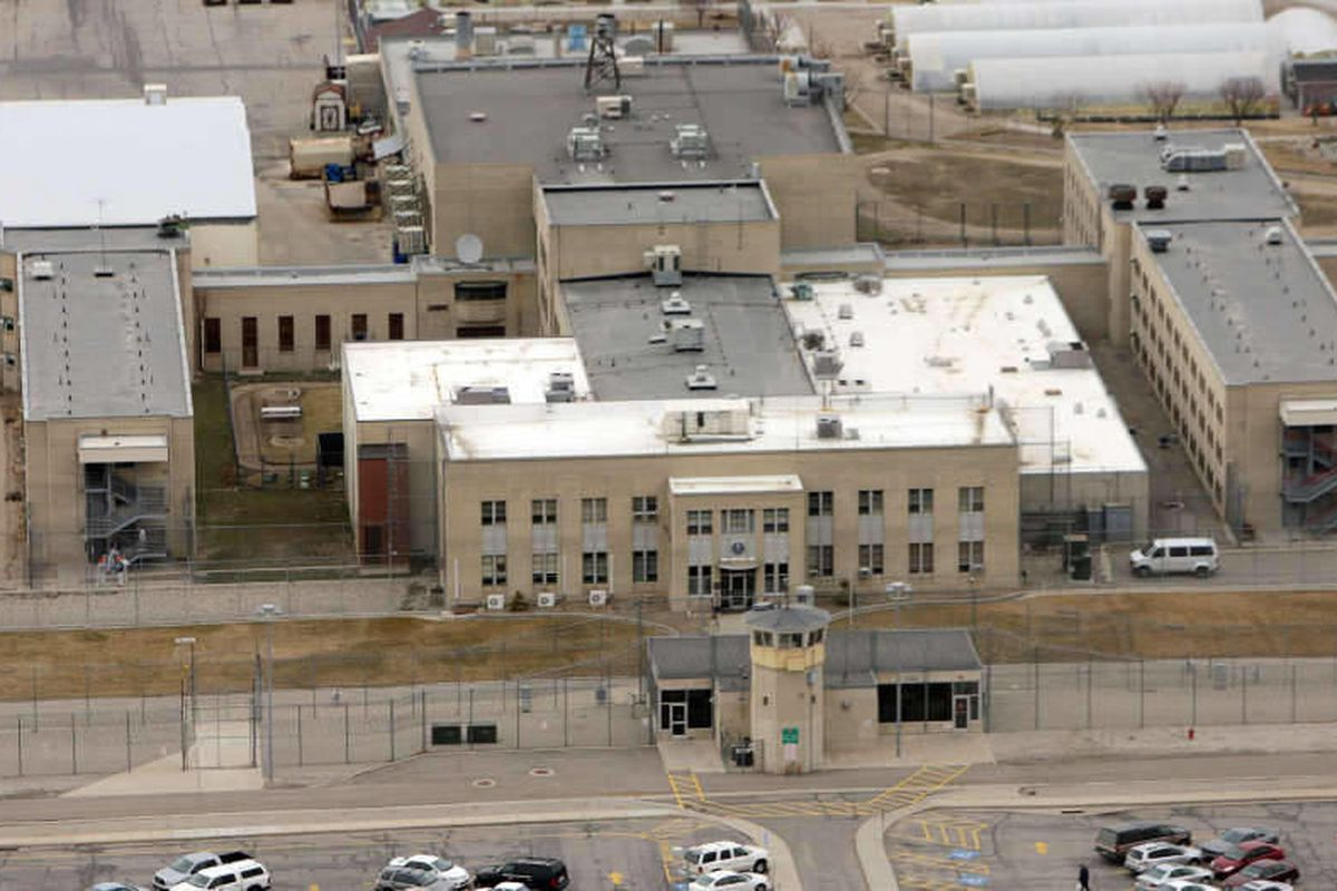 The Utah State Prison and surrounding area in Salt Lake County  Friday, March 8, 2013.
