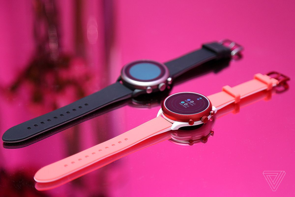 67b145a12 Fossil Sport Smartwatch debuts with new Wear 3100 chip and Wear OS ...