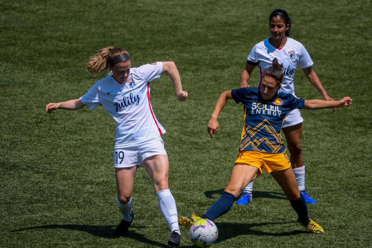 2020 NWSL Challenge Cup - Day 6
