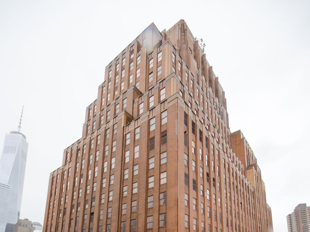 New York S Most Iconic Art Deco Buildings Mapped Curbed Ny