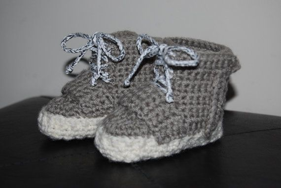 reputable site 1cf46 f62f2 Who Needs Baby Yeezys When You Have Crocheted Yeezy-Style ...