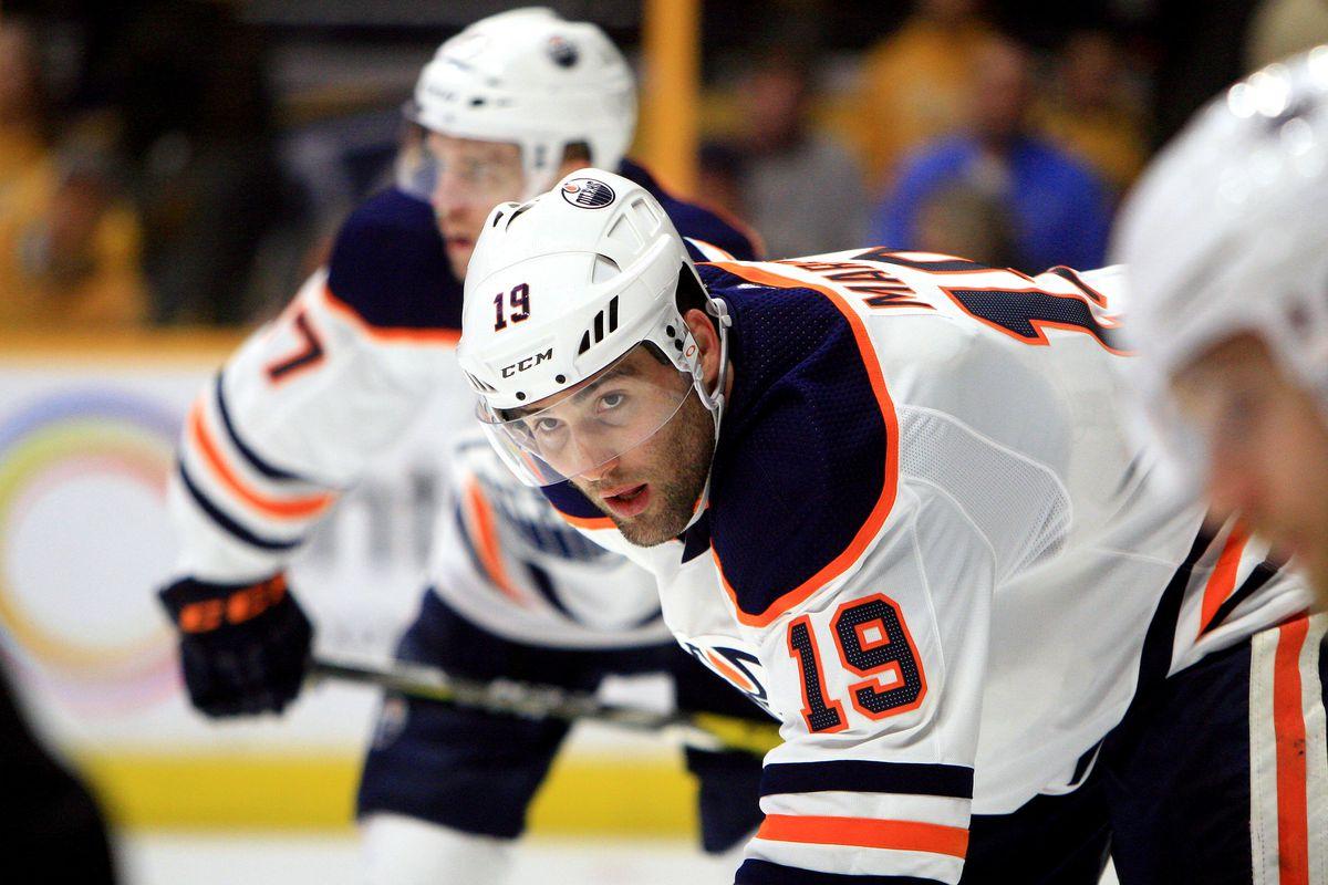 NHL: JAN 09 Oilers at Predators