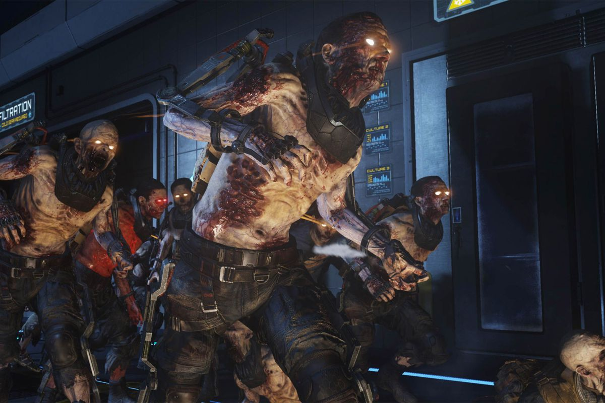 Call of Duty: Advanced Warfare's zombies coming to PlayStation, PC Call Of Duty Advanced Warfare New Map Pack on