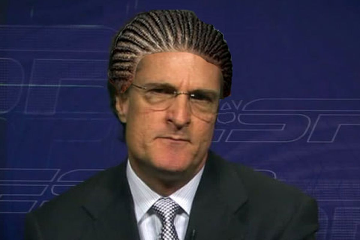 Mel Kiper Jr Unveils New Hairstyle For Draft Night