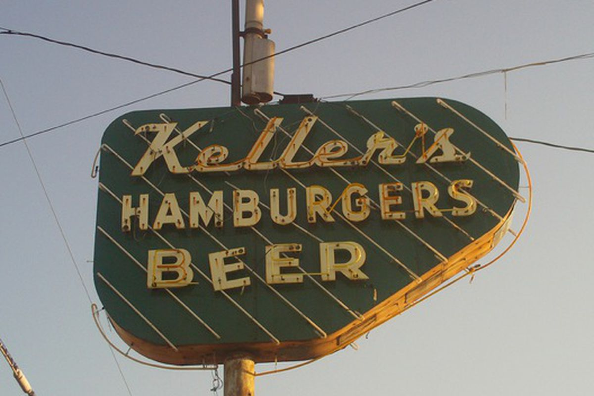 USA Today calls Keller's one of America's finest burgers.