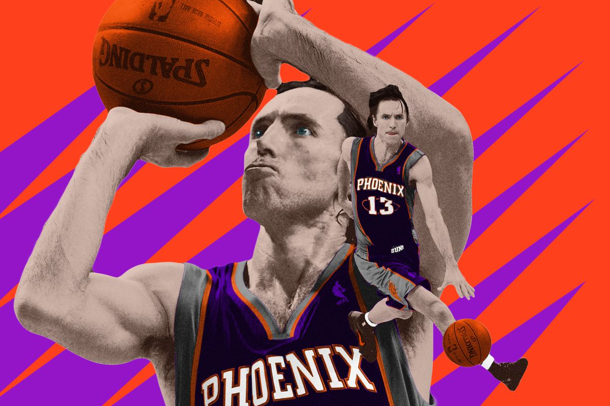 steve nash never had to be anything more than himself the ringer