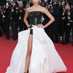 Natasha Poly in Versace