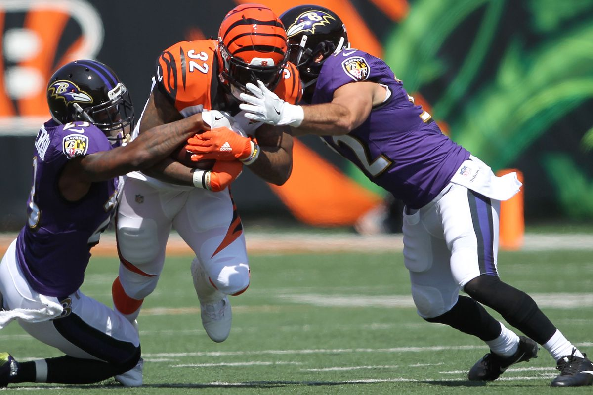 Ravens release Wednesday s injury report Eric Weddle sits out