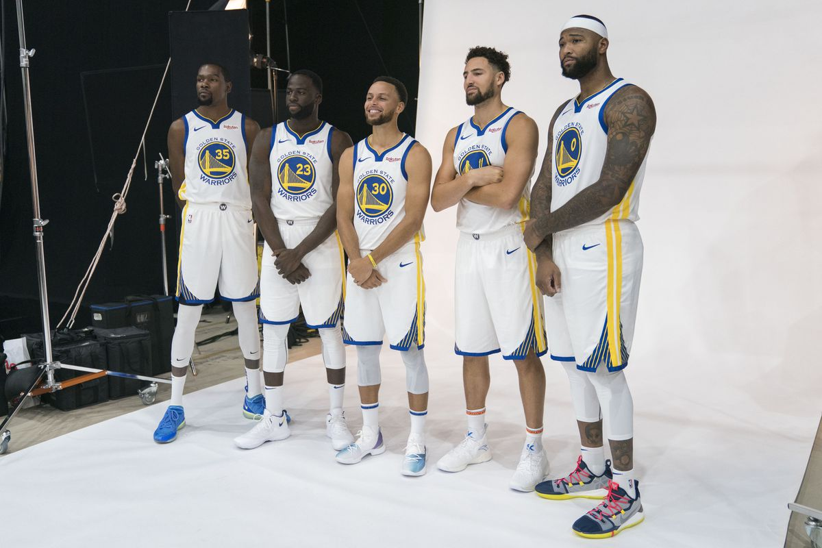 2cff4a903ed The 2018-19 Golden State Warriors - Sonics Rising
