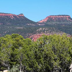 FILE - The Bears Ears area is seen on Thursday, June 2, 2016. President Trump is expected to roll out an executive order Wednesday directing an Interior Department review of presidential monument designations over the past 20 years, including the Bears Ears and Grand Staircase-Escalante national monuments.