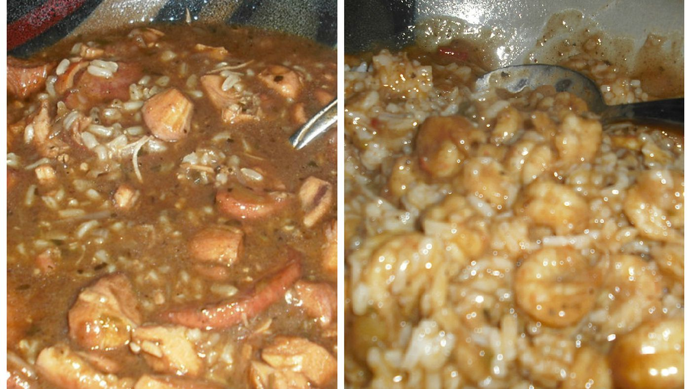 The Ultimate Tailgate Bracket The Savory Sixteen Gumbo Vs Crawfish Etouffee And The Valley Shook
