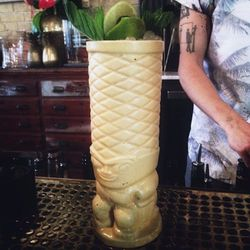 """Pearl Diver punch at Pleasant Storage Room [Photo: <a href=""""http://instagram.com/p/pj6YUYsDPD/"""">PSR/Instagram</a>]"""