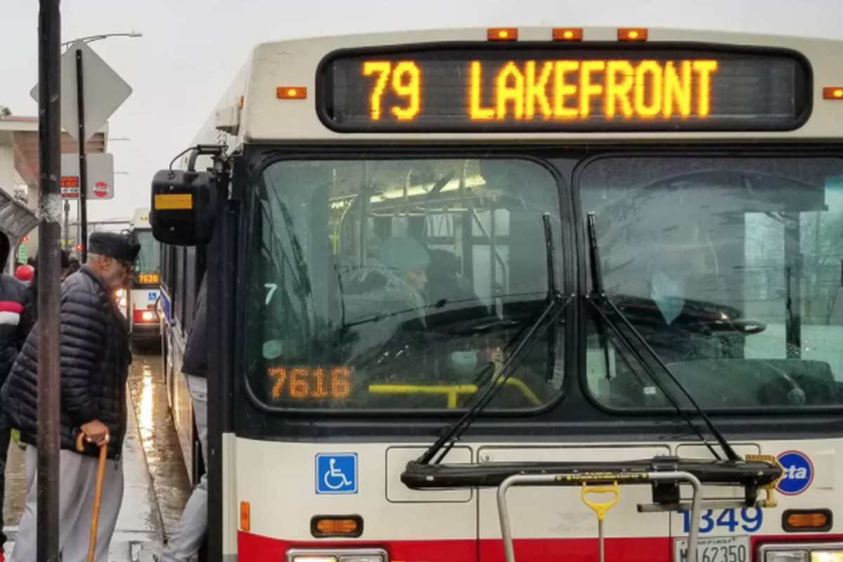 Between mid-March and mid-September, the CTA's No. 79 and No. 49 bus routes saw the most drivers become infected with COVID-19 — nine each.