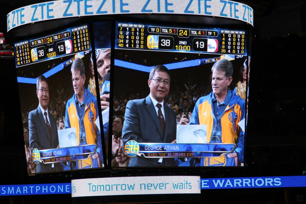 ZTE Looks to NBA Team Sponsorships for Marketing Assist