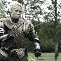 But Cersei should use Brienne as hair inspo going forward.