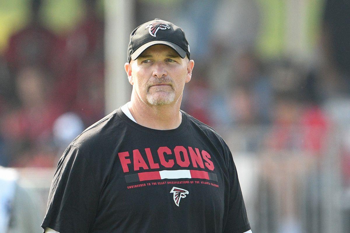 As The Atlanta Falcons Break Training Camp Head Coach Dan Quinn Is Pleased With Their Progress The Falcoholic