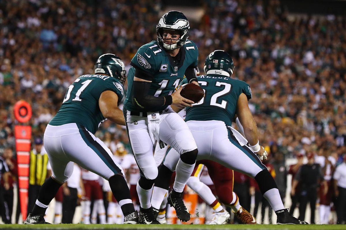 Washington Redskins vsPhiladelphia Eagles