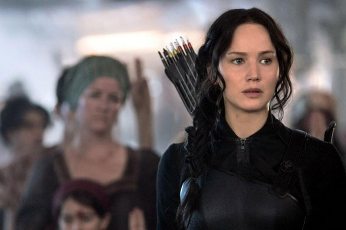 main character in hunger games movie