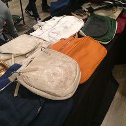 10 Crosby bags, $150