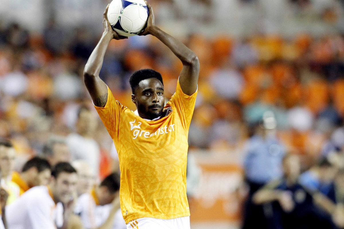Warren Creavalle. Solid pick. Even more solid high top fade.