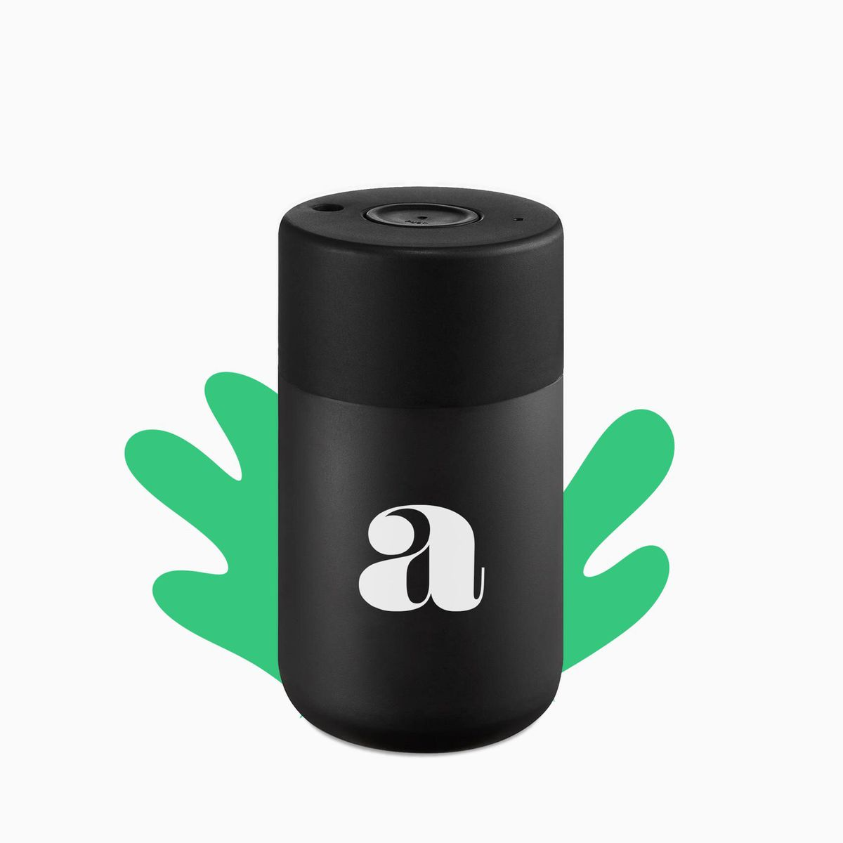 This reusable coffee cup from Attendant is some of the best restaurant merch to buy in London