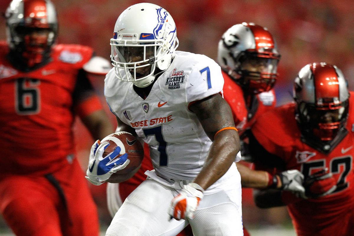 2012 Boise State Football Preview Massaging Math And Reloading