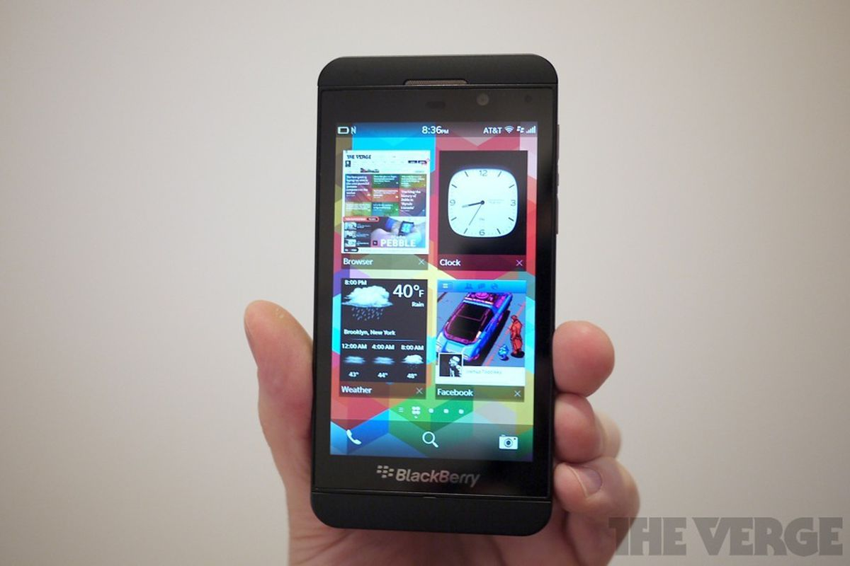 BlackBerry 10 to support Android 4 1 Jelly Bean apps and