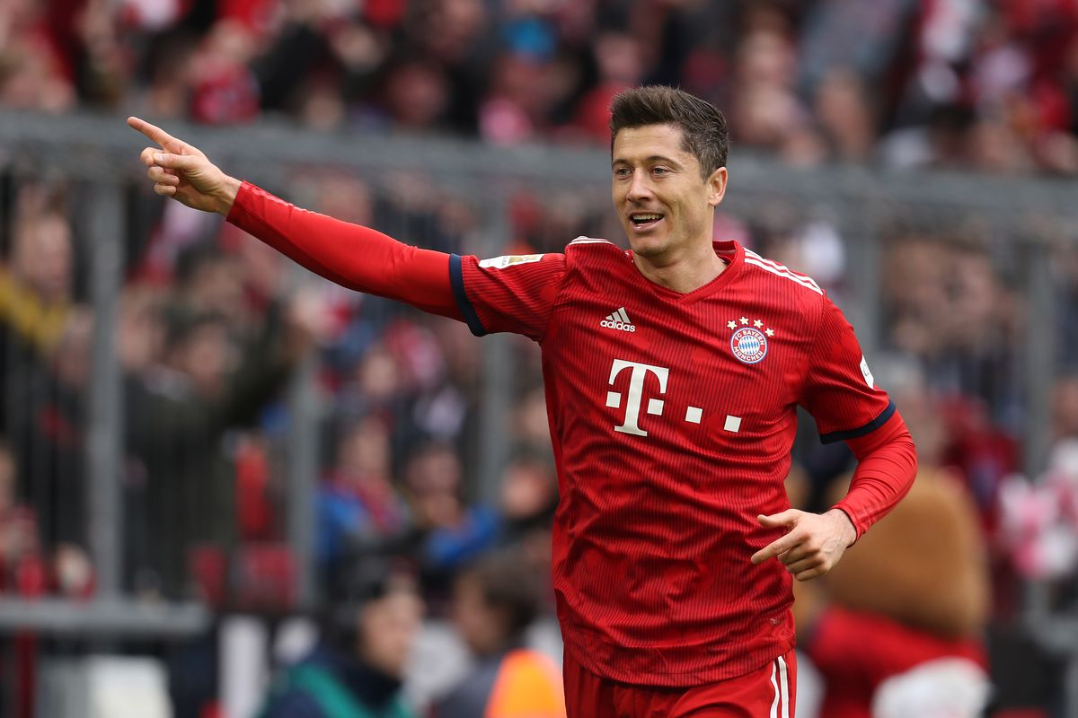 Image result for Robert Lewandowski