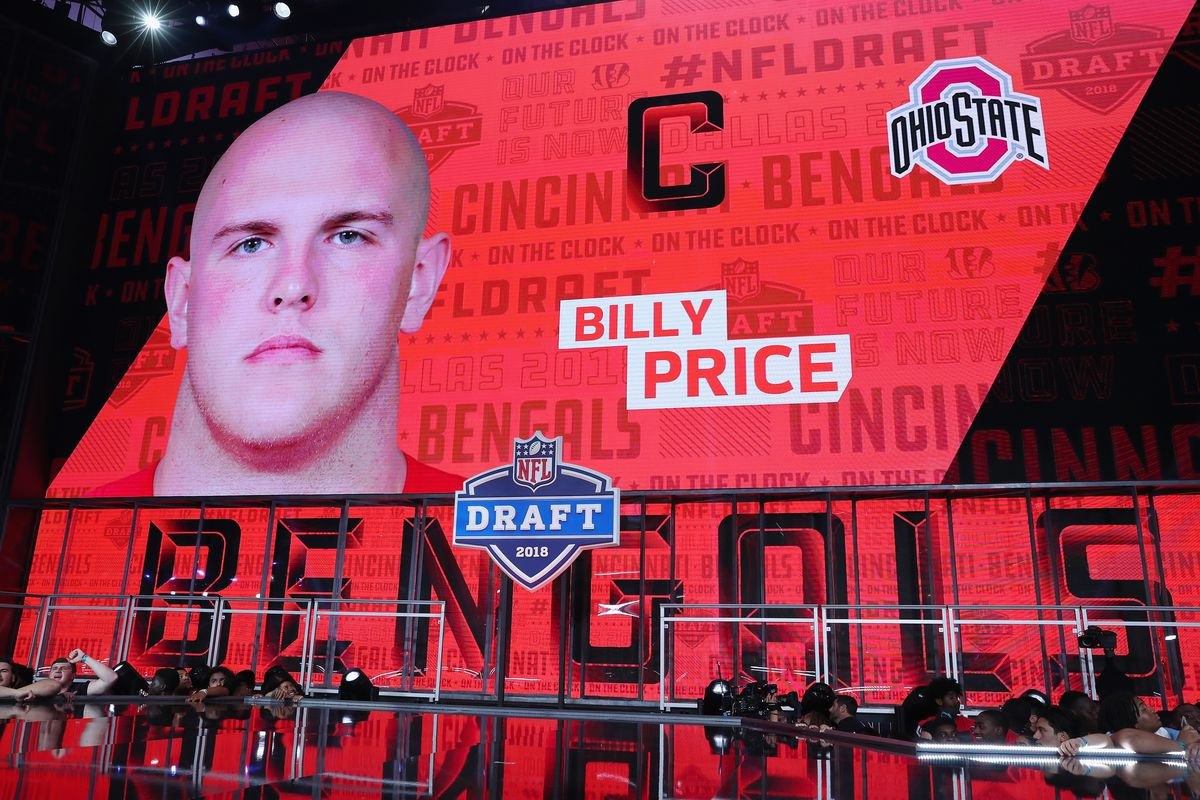 2018 NFL Draft Results  7 Ohio State players were picked - Land ... 7a109dd5b