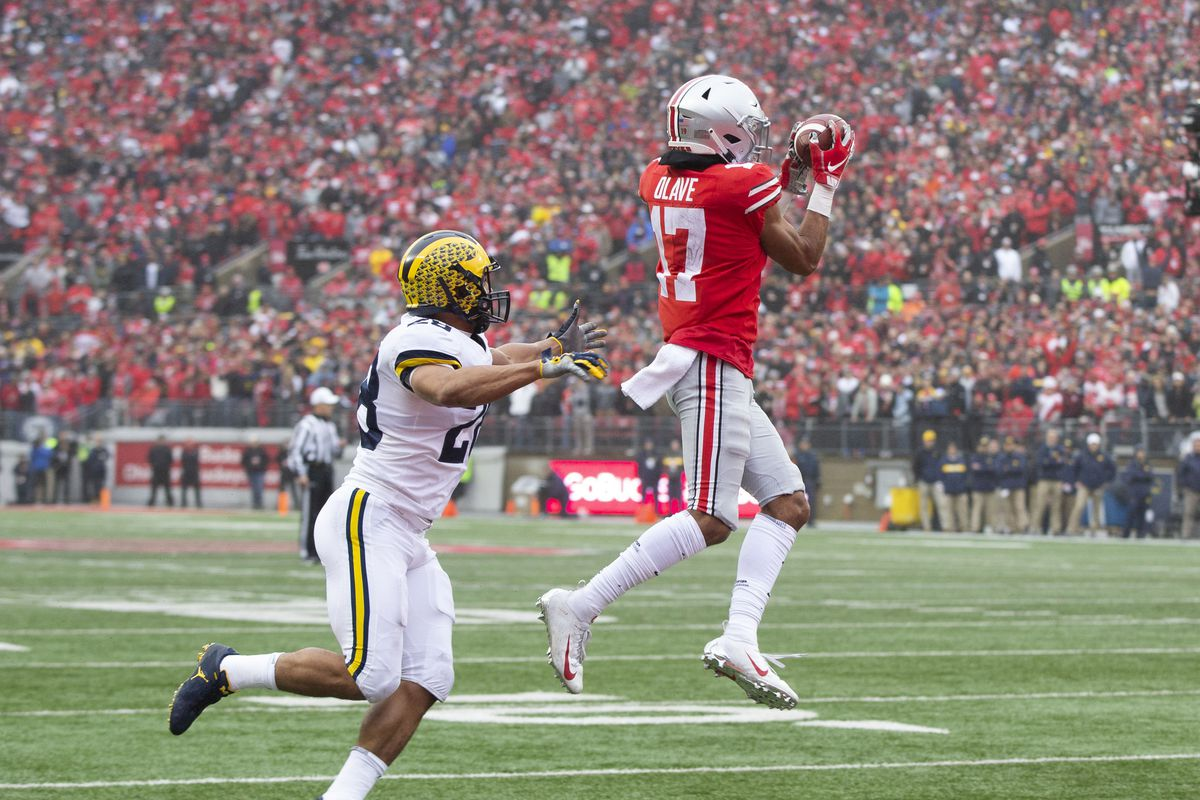 Ohio State football on pace to pass Michigan in all-time win percentage  with victory in Ann Arbor - Land-Grant Holy Land
