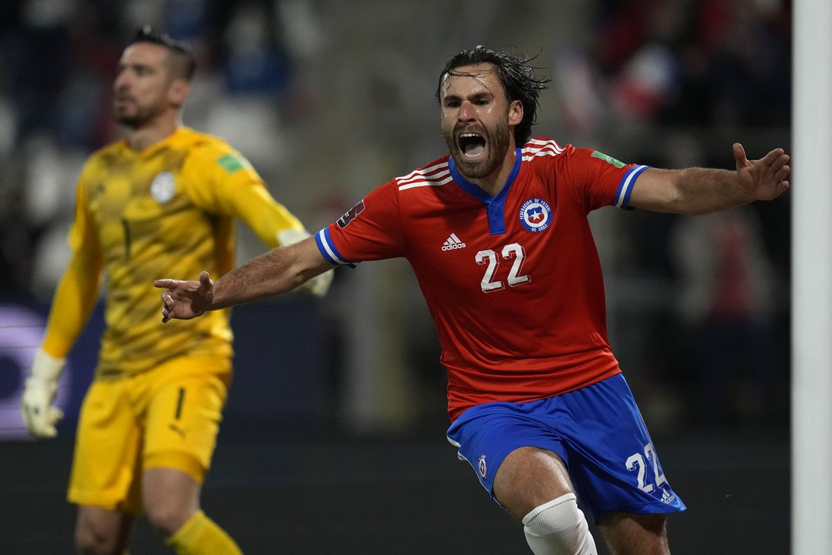 Chile v Paraguay - FIFA World Cup 2022 Qatar Qualifier