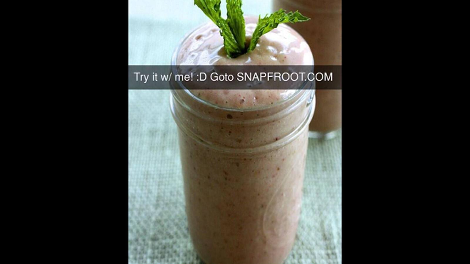 Snapchat Hack Sends People Pictures Of Smoothies - The Verge